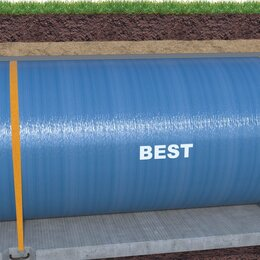 Септики - Септики, выгребные ямы, ёмкости для канализации от производителя, 0