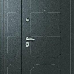 Входные двери - Дверь мет «Александрит 22» (Венге/Букле черный) Пр/2050*1200, 0