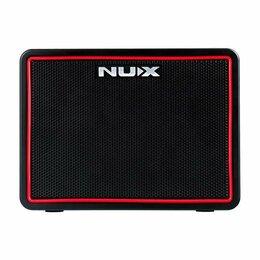 Гитарное усиление - Mighty-Lite-BT Портативный цифровой комбоусилитель Nux Mighty Litе, 0