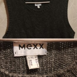 Жилеты - Жилет вязаный Mexx 46 размер, 0