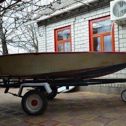 Аксессуары  -  Моторная лодка с прицепом, 0