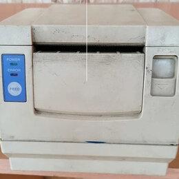 Принтеры чеков, этикеток, штрих-кодов - Принтер чековый Citizen 1000, 0