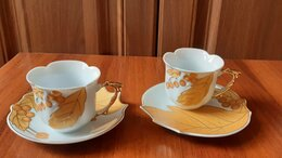 Кружки, блюдца и пары - Кофейные пары, 0