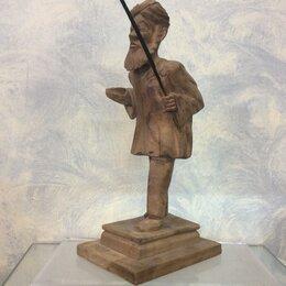 Статуэтки и фигурки -  Статуэтка деревянная Китаец, для арома-палочек,…, 0