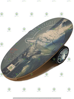 Скейтборды и лонгборды - Балансборд balance board Kite Original, 0