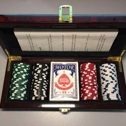 """Настольные игры - Набор для игры в покер """"Las Vegas"""", 0"""
