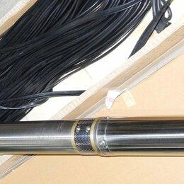 Насосы и комплектующие - Скважинный насос напор-90 метров, 0