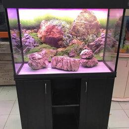 Аквариумы, террариумы, тумбы - Аквариум 190 литров. Новый. 7 расцветок. Гарантия, 0
