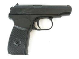 Тренировочные снаряды - Пистолет тренировочный пм резиновый, 0