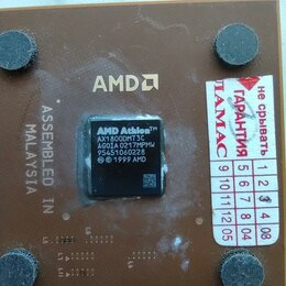 Процессоры (CPU) - Процессор AMD Athlon, 0