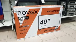 Телевизоры - Телевизор Novex NWT-40F171MS новый, 0