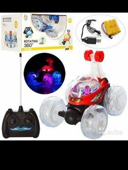 Радиоуправляемые игрушки - Машина перевëртыш, 0