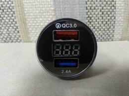Зарядные устройства и адаптеры - Автомобильная зарядка в прикуриватель, 0
