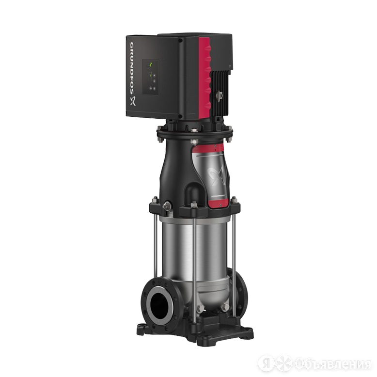 Grundfos Вертикальный многоступенчатый насос Grundfos CRE 15-10 A-F-A-E-HQQE ... по цене 369750₽ - Насосы и комплектующие, фото 0