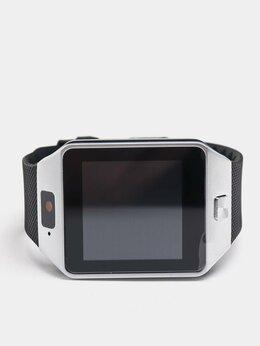 Умные часы и браслеты - DZ09 Фитнес часы с сенсорным дисплеем, 0