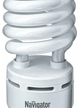 Лампочки - Лампы энергосбеоегающие Navigator, 0