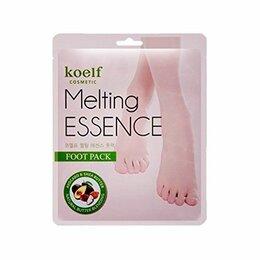 Косметика и чистящие средства - Koelf смягчающие маска носочки для ног Корея, 0