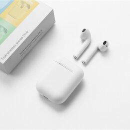 Наушники и Bluetooth-гарнитуры - Беспроводные наушники Inpods 12 Eleven TWS (белый), 0