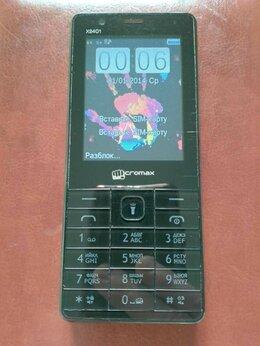 Мобильные телефоны - Сотовый телефон Micromax X2401, 0