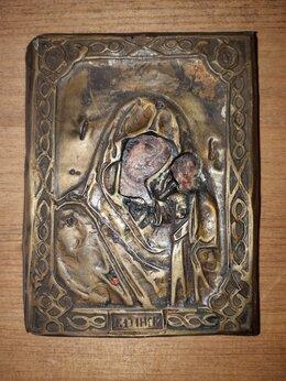 Иконы - Икона подписная. Казанская Пресвятая Богородица…, 0