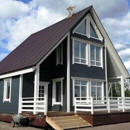 Готовые строения - Дачный дом с террасой, 0