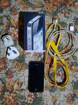 Мобильные телефоны - Iphone 4 16Gb, 0