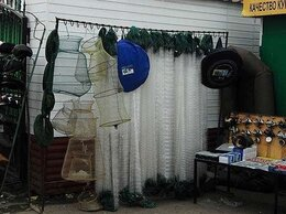 Садки и подсачеки - рыболовные сети, 0