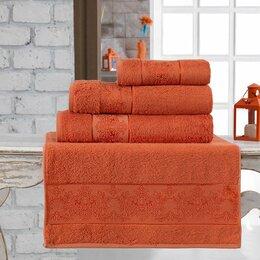 Полотенца - Бамбуковые полотенца 70х140 Турция Karna, 0