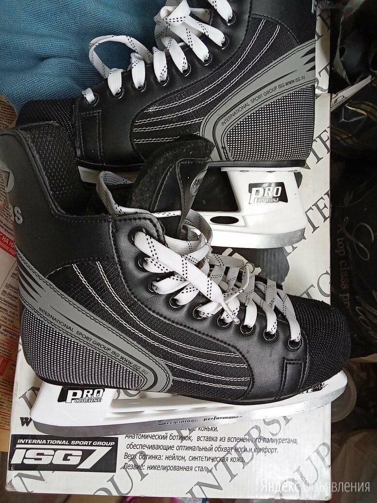 Коньки хоккейные по цене 1000₽ - Коньки, фото 0