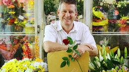 Торговля - Доля в цветочном магазине, 0