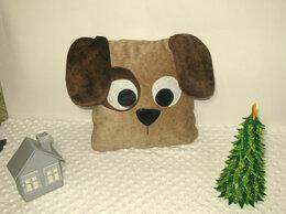 Декоративные подушки - Подушка - собачка, 0