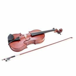 Смычковые инструменты - STAGG VN-3/4 HG - скрипка, размер 3/4, смычок и…, 0