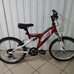 """Велосипеды - Велосипед 20"""" Larsen Raptor , 0"""