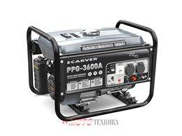 Электрогенераторы - Генератор бензиновый Carver PPG-3600A, 0
