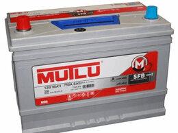Аккумуляторы  - Аккумулятор автомобильный Mutlu SFB M2 6СТ-90.1…, 0