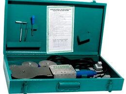 Аппараты для сварки пластиковых труб - Паяльник для полипропиленовых труб  CANDAN 04 set, 0