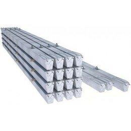 Железобетонные изделия - Столб железобетонный для проаодов СВ-105-5, 0