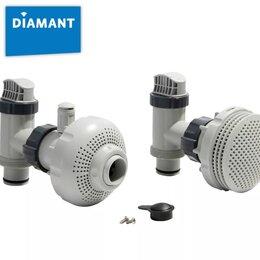 Прочие аксессуары - 26005 Комплект подключения фильтр-насосов под шланг 38мм для intex запчасти, 0