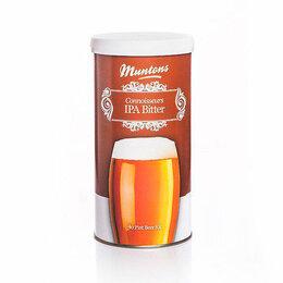 Ингредиенты для приготовления напитков - Экстракт солодовый MUNTONS Connoisseur Ipa Bitter, 0