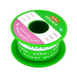 Сопутствующие товары для пайки - Припой-катушка YAXUN 1мм (7542), 0