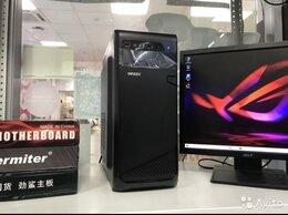 Настольные компьютеры - Intel i5 12л.ядер DDR3 16Gb SSD120 HDD500 GTX750Ti, 0