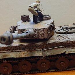 """Сборные модели - модель танка """"тигр"""" 1:35, 0"""