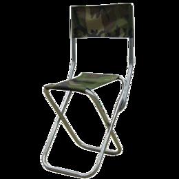 Походная мебель - Стул раскладной со спинкой, 0