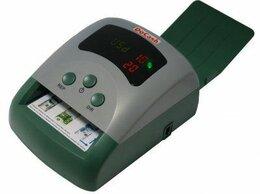 Детекторы и счетчики банкнот - Детектор банкнот универс. автомат.DoCash…, 0