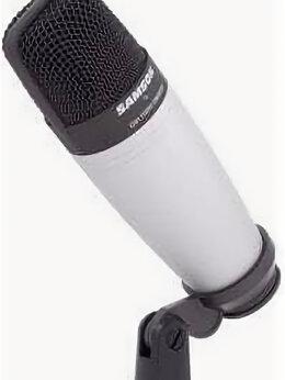 Микрофоны - SAMSON C01 СТУДИЙНЫЙ МИКРОФОН, 0