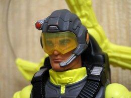 Игровые наборы и фигурки - Редкая игрушка Hasbro Action Man Air Patrol 2003, 0