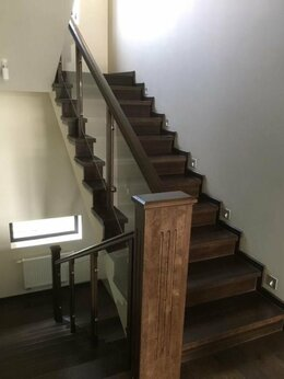 Лестницы и элементы лестниц - Лестница под ключ на заказ, 0