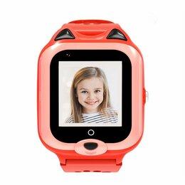 Умные часы и браслеты - Детские смарт GPS часы Wonlex KT22, 0
