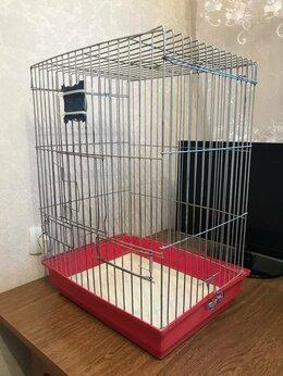 Клетки и домики - Клетка для попугая большая, 0