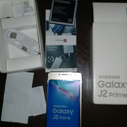 Мобильные телефоны - Новый SAMSUNG Galaxy J2 Prime, 0